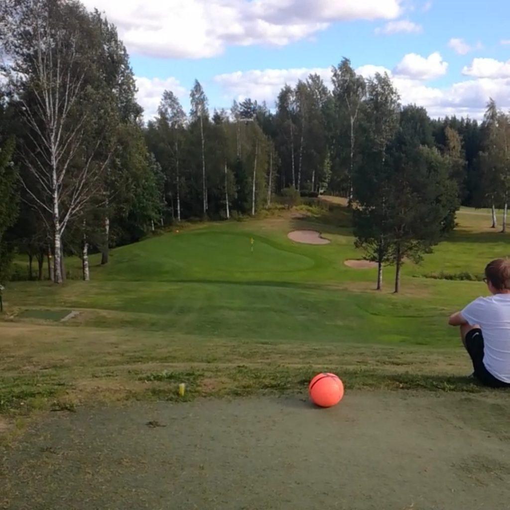 futisgolf nurmijärvi footgolf